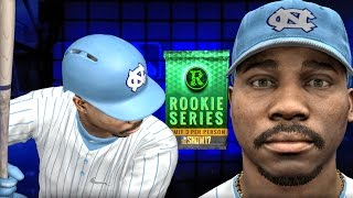 UNC TEAM CREATION & ROOKIE SERIES PACK OPENING! MLB The Show 17 Diamond Dynasty Gameplay Ep. 1