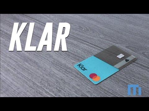 Tarjeta KLAR - La fintech con Cashback 💰 | MIXBITS