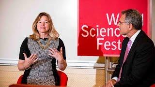 Pioneers in Science: Ellen Stofan