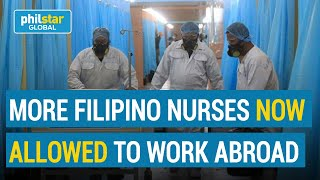 More health workers now allowed to work abroad