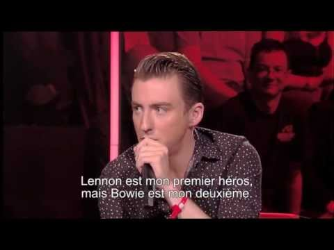Eugene McGuiness - Interview ( Live TARATATA Oct. 2012)