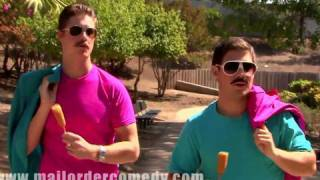 The WORKAHOLICS guys in Crossbows & Mustaches 1