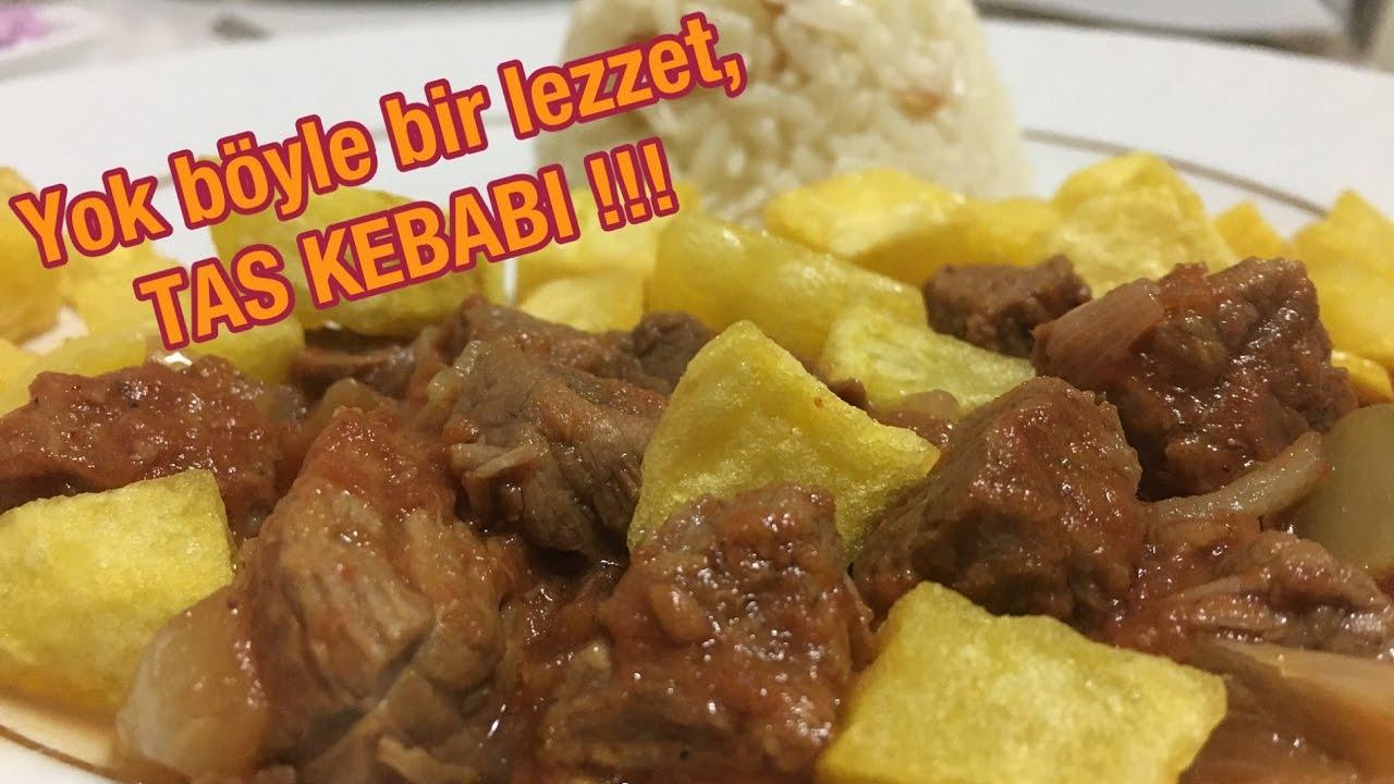 Patatesli Tas Kebabı Videosu