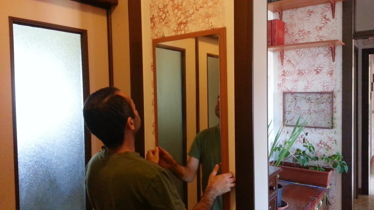 Specchio Dentro Anta Armadio specchio ingresso