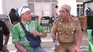 Kesedihan Ust. Zacky Mirza Saat Bertemu Pasha Ungu di Palu
