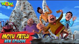 Motu Patlu New Episodes 2021  Zebba Ants  Funny Stories  Wow Kidz