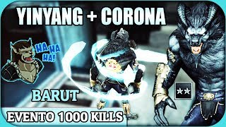 ✘ Cumpliendo Evento 1000 Kills ◉ VENGANZA ✦ BARUT LEYENDA REBOOT ✦ Wolfteam Latino
