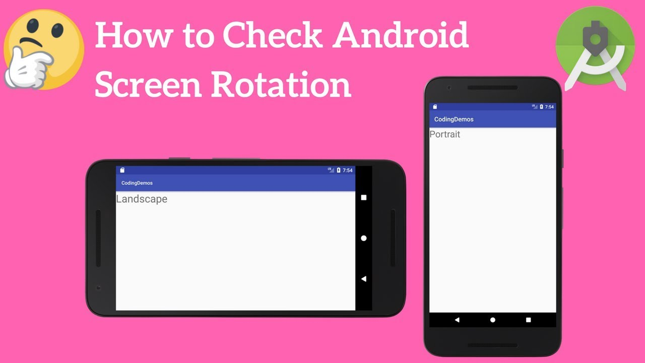How to Check Android Screen Rotation (Explained)