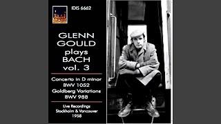 Goldberg Variations, BWV 988: Variatio 1. a 1 Clav.