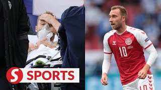 Eriksen had cardiac arrest but test results are normal, Danish team doctor says