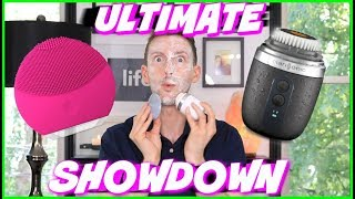 THE BEST FACIAL BRUSH REVIEW | Clarisonic Mia VS Luna Foreo