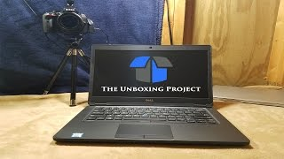 Latitude 5480 Unboxing & Review. New Dell Laptop for 2017. Who took my docking port??