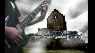 Cross of thorns cover,Black Sabbath,Guitar: Gibson Tony Iommi Signature standard SG