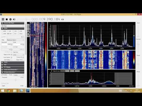 Radio Thailand 9390 kHz received in London, UK