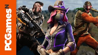 5 Best Battle Royale Games