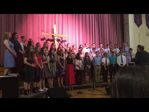 Face to Face - Judah Christian School - Spring Choir Concert 2017