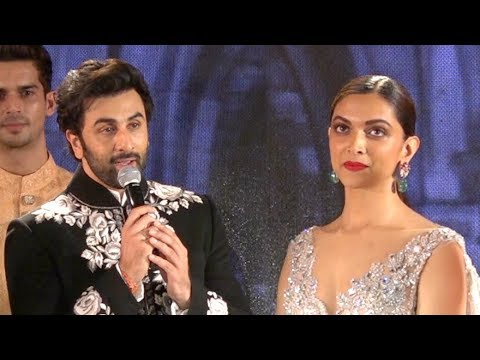Ranbir Kapoor's SPEECH On Women & Asifa Kathua Case At Mijwani Fashion Show 2018 - 동영상