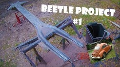 Kupla Projekti #1 - lattiapaneeleiden vaihto | Beetle Project #1 - Replacement of floor panels