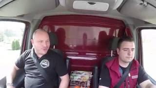 eismann Verkaufsfahrer: Christopher Mehnert aus Sachsen