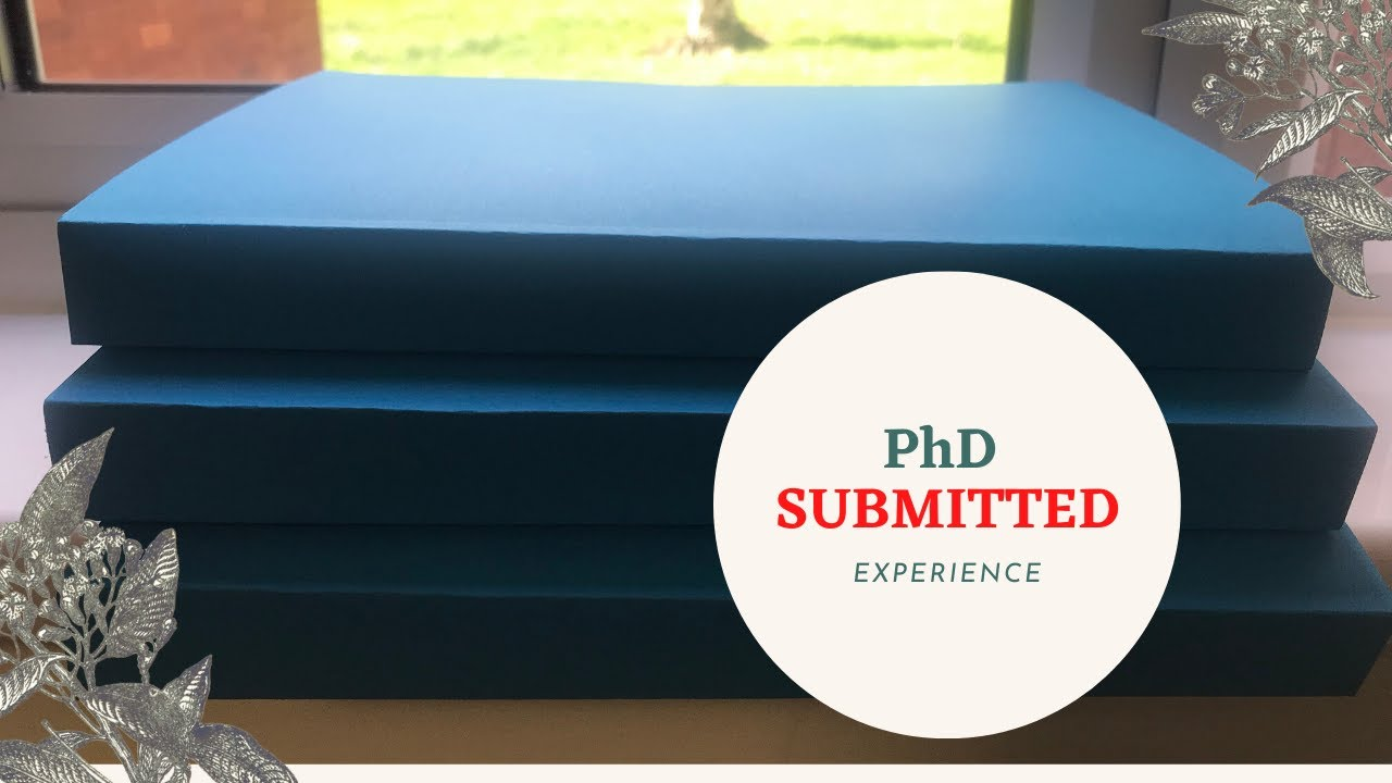 Thesis submitted for phd in management