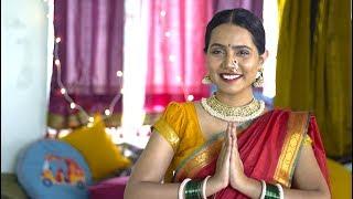 Natural Festival Makeup with Urmila | Marathi 2019
