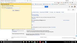 Add Zoho mail account to gmail