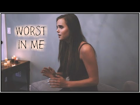 Julia Michaels - Worst In Me (Tiffany Alvord & Will Champlin Cover)