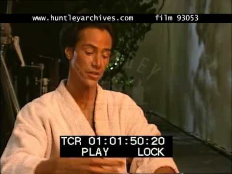 Keanu Reeves on Being Cast in Little Buddha, 1990's - Film 93053