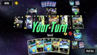 Star Realms - iOS- uncommented Lets Play