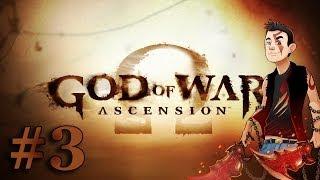 """Moldoveanu Joaca:God Of War:Ascension #3 """"Flacarile lui Ares"""""""