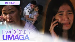 Gab dies because of Diana and Cai's evil scheme | Bagong Umaga Recap