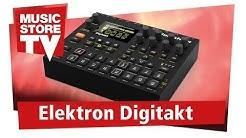 ELEKTRON Digitakt Test // Sound // Demo (deutsch)