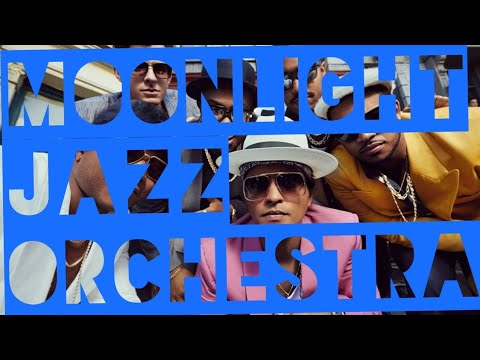 "Moonlight Jazz Orchestra- ""Uptown Funk"" @Potomac Middle School"