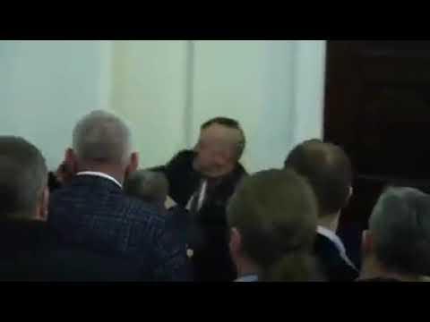 Poglyad Ternopil: Побиття Богданця у Верховній раді