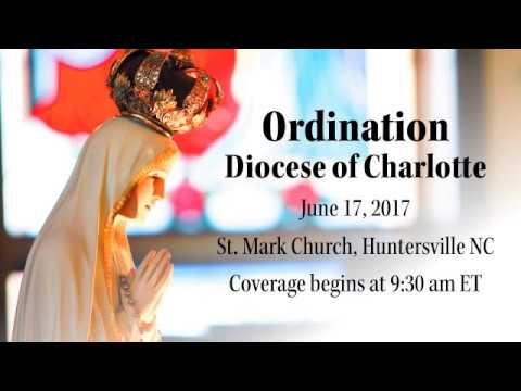 Ordination - Diocese of Charlotte