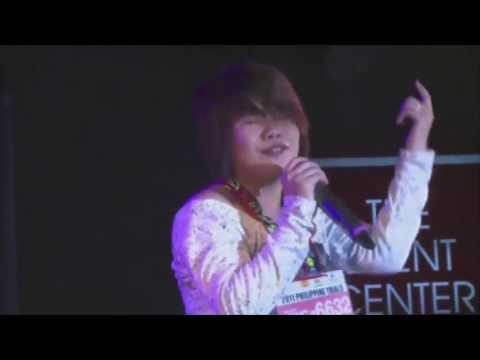 Roxette Sound-alike Dangerous - Abigail Mendoza (LIVE)