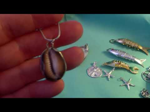 A Tour of Psychic Bob's Sea Witch Jewelry