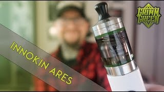 Innokin ARES RTA ~ Mouth To Lung ~ Review