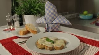 How To Make Gnochi & Cheese Sauce