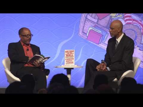 Kareem Abdul-Jabbar: 2016 National Book Festival