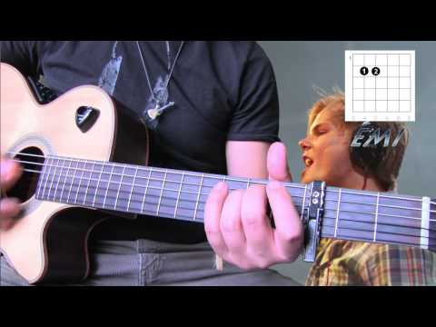 Avicii - Hey Brother (guitar Tutorial Lesson Chords )