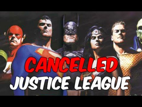 The Story of the Cancelled 2007 Justice League Movie