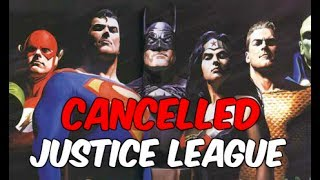 The Story of the Cancelled 2007 Justice League Movie | Cutshort
