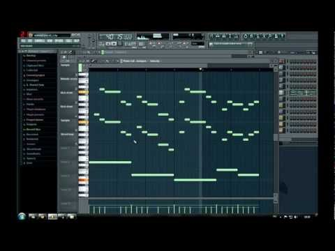 Chris Brown - Without You (Fl studio instrumental, Remake )