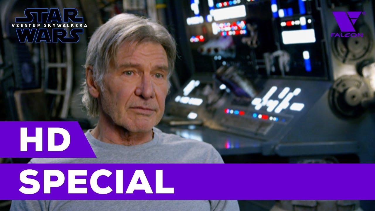 Star Wars: Vzestup Skywalkera (2019) HD Special | Odkaz SW | CZ titulky