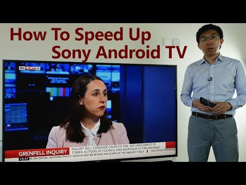 How To Speed Up Slow Sony Android TV Disable Samba Interactive from YouTube · Duration:  9 minutes 54 seconds