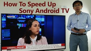 How To Speed Up Slow Sony Android TV & Disable Samba Interac...