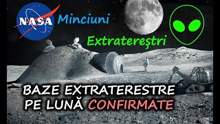 BAZELE EXTRATERESTRE DE PE LUNA CONFIRMATE DE CHINEZI / NASA ASCUNDE EXTRATERESTRI DE PE LUNA / 2020