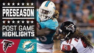 Falcons vs. Dolphins | Game Highlights | NFL