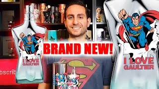 Le Male Superman Eau Fraiche by Jean Paul Gaultier Fragrance / Cologne Review